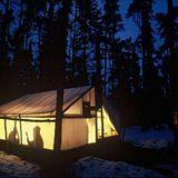 Le Gout du Monde - Le Grand Nord : la cabane