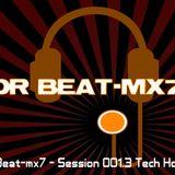 Dr Beat-mx7 - Session 001.3 Tech House