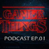 GAMER THINGS #1 by: Greek Titans Gaming Community