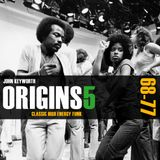 Origins 5: House & HipHop Pioneers - Funk Rock