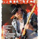 Les News de Nashville avec Alison vous présente le sommaire du N° 66  de Country Music Mag