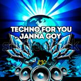 Pure techno for you