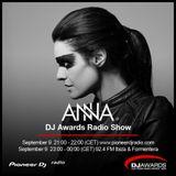 DJ Awards 2016 Radio Show #011 (Anna Guest Mix)
