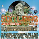 beegood - summer mix @ sons libres fest - tek hilarant stage 28/06/15