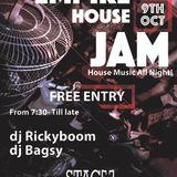 Rickyboom #5 EMPIRE HOUSE JAM OCTOBER 2015 - LIVE SET
