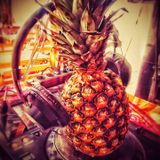 Slobodan Popovic aka P.S. @GroovyCastelNuovo Pineapple mix , March 2016.