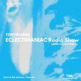 ECLECTIMANIAC Radio Show 20190417: Nora Burns
