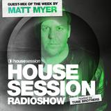 Housesession Radioshow #1035 feat. Matt Myer (13.10.2017)