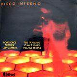 GREG WILSON PRESENTS THE ORIGINAL BRITISH MIXES - 'DISCO INFERNO' (K-TEL RECORDS) 1979