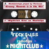 """""""Groovy Sound is in the Air"""" mixed by Tecksuss @ """"NIGHTCLUB LIVE"""" on RADIOFIPS (2017.03.18)"""