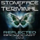 Reflected Broadcast 22 by Stoneface & Terminal