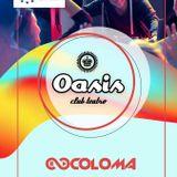 Coloma DJ live @ Oasis Club Teatro (Zaragoza, Spain)