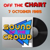 Off The Chart: 7 October 1985