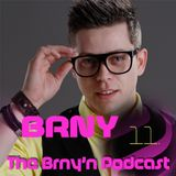 BRNY - The Brny'n Podcast #11.   ---05-05-2012---