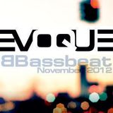 Evoque - Bassbeat podcast (November 2012)