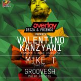 Mike T - Live @  Answer (Overlay Ibiza & friends - special guest Valentino Kanzyani) 20 dec 2014