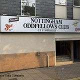Leicester's Nottingham Oddfellows 1984: Adam, Vicar and Keb