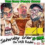 The Eazy Peasy Show ( LIVE ) on NSB Radio 9-22-18 (by Dj Pease)