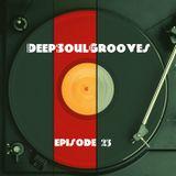 DeepSoulGrooves 23