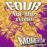 Momentum Four for the Floor Mix ONE Sept 2016