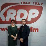 Gość Poranka Ciechanów - ks. dr Grzegorz Kaczorowski - 06.12.2017 KRDP FM
