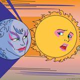 """Jackie Lo Show """"Solar Eclipse"""" 8.14.17"""