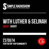Simple Radio Show 006 w/ Luther & Selinah