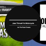 Jase Thirlwall vs. Motorcycle - As The Rush Freaks (RealRamic Mashup)