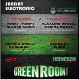 Marina Wants @ LavaGroove Green Room Sessions - Heineken: Round 2 Closing 12/10/2015 - 1h51m58