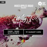 Mixed Apples Radio Show 066 - Ibiza Live Radio - mixed by Mig T (Pretoria, ZA)  Mixed Apples