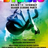 Dj Free & Magonyi L & Imhouse - Live @ Studio Budapest Season Closing Party 2012.05.12.