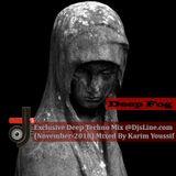 Deep Fog - Exclusive Deep Techno Mix@Djsline.com (November-2018) Mixed By Karim Youssif