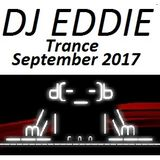 Dj Eddie Trance Mix September 2017