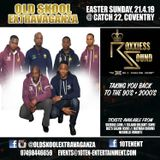 ROXXIES SOUND LIVE @ OLD SKOOL EXTRAVAGANZA, EASTER SUNDAY 21.4.19 (CATCH 22, COVENTRY)
