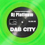 DAB CITY DJ PLATINUM