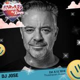DJ JOSE Live set @ Winter of Love 2018