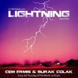 Cem Ermis & Burak Colak, guest Progressivity - Lightning 013 on TM Radio 18-10-2012