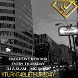 TurntableThursdays - #GPSMUSIC - July30th