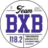 Reebok Crossfit Games 18.2  //-// www.BEATSxBARBELLS.com