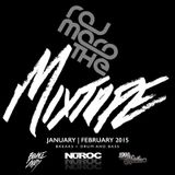 Raj Marathe - January February 2015 Mixtape