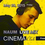 Naum - Live Cybernetic Podcast Night 9