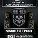 Hard Force United and Friends - Autumn Session 2016 · Moscow (Russia)