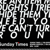Sunday Times! - Live Feb edition 2017