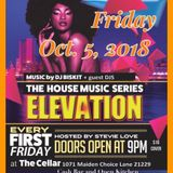 DJ Biskit Live @ Elevation 10-5-18