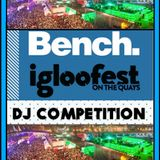 Bench Igloofest Competition-djcruMbs Mr. Positive Mix