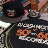 DJ CASH MONEY VS. THE 50'S & 60'S CLASSIC SOUL MIX! @THEREALDJCASHMONEY (PHILLY)