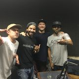 Prime Bassound [VE], Chawer [MX] & MC Primitiff [BG/ES] @DJambore.com On Air 25/9/17 S03 Pilot [Rec]