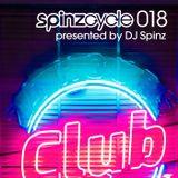 DJ Spinz - SpinzCycle 018 - Late Night