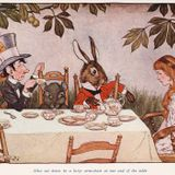 Laitue Nocturne #13 Treize au thé