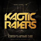 Kaotic volume 15 mixed by Dawn Lee